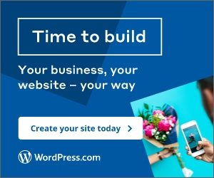 create website on wordpress